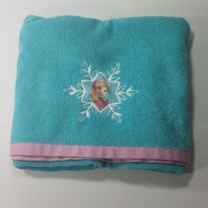 Disney Ana Childrens Bath Towel